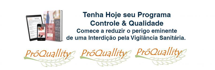 PróQuallity Para Serviços de Alimentação Cover Image