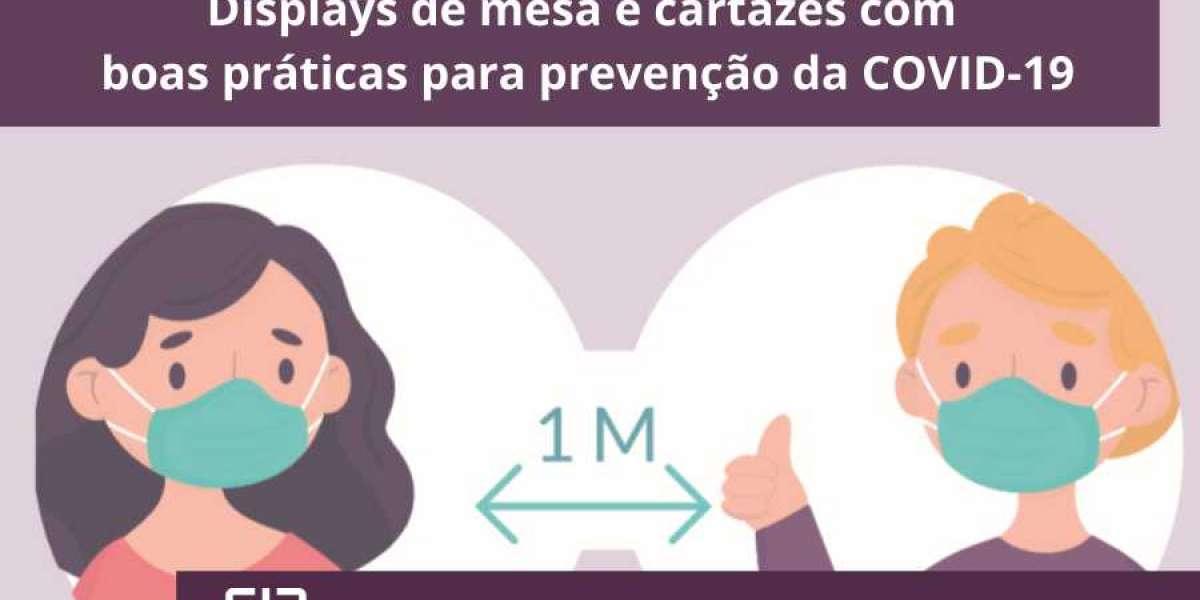 Sinalizações para bares e restaurantes - Boas práticas para prevenção da COVID-19