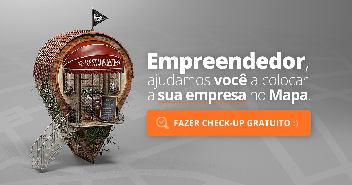 SeuNegocioNoMapa.com - Coloque sua Empresa Literalmente no Mapa!