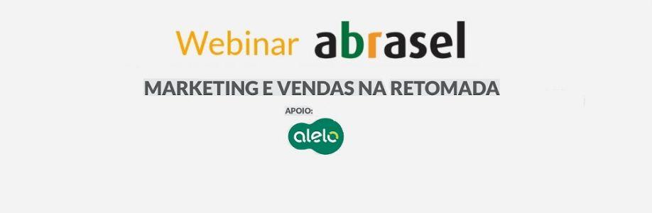 Webinar - Marketing e vendas na retomada Cover Image