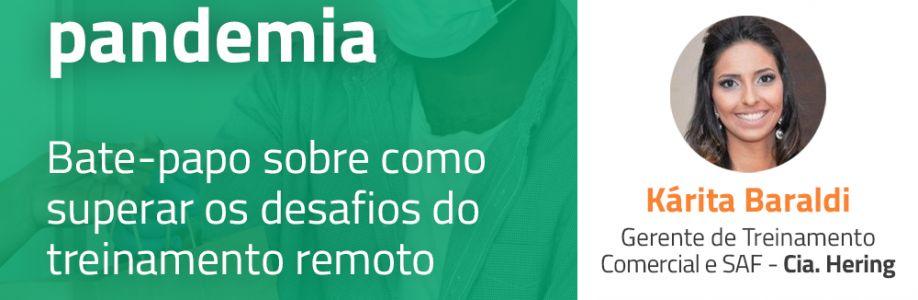 Como treinar colaboradores durante a pandemia Cover Image
