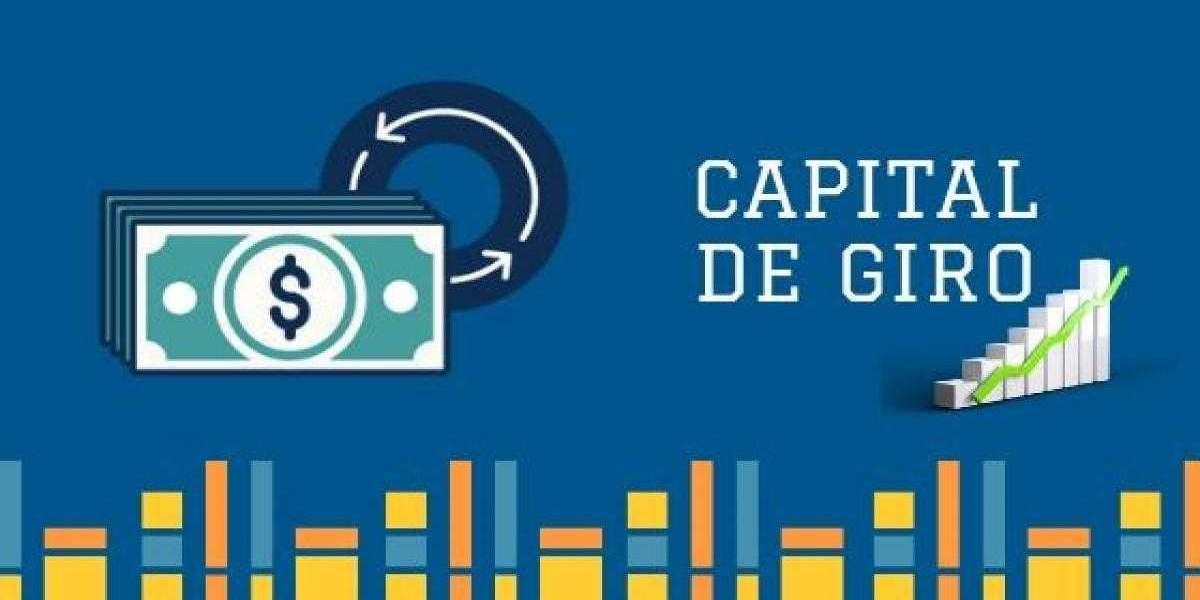 Planilha de cálculo de capital de giro