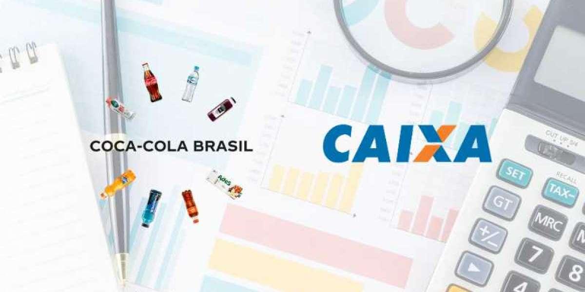 Parceria Coca-Cola e Caixa - Financiamento e crédito