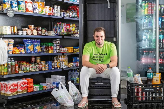 Mercados autônomos, sem atendentes nem caixas, ganham espaço no Brasil | VEJA