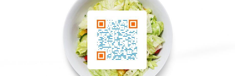 QR Menu Digital Cover Image