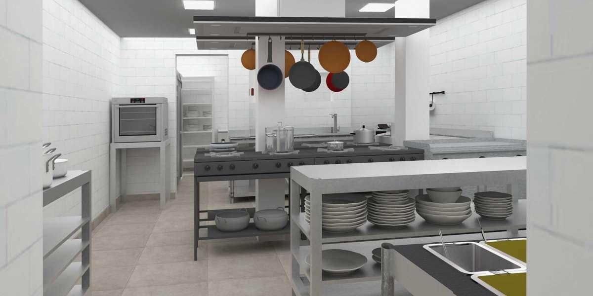 Você sabe qual o melhor piso para cozinhas industriais?!