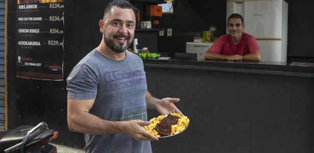 'Outbêco', versão genérica de restaurante faz sucesso em comunidades do Rio - 20/01/2021 - UOL TAB