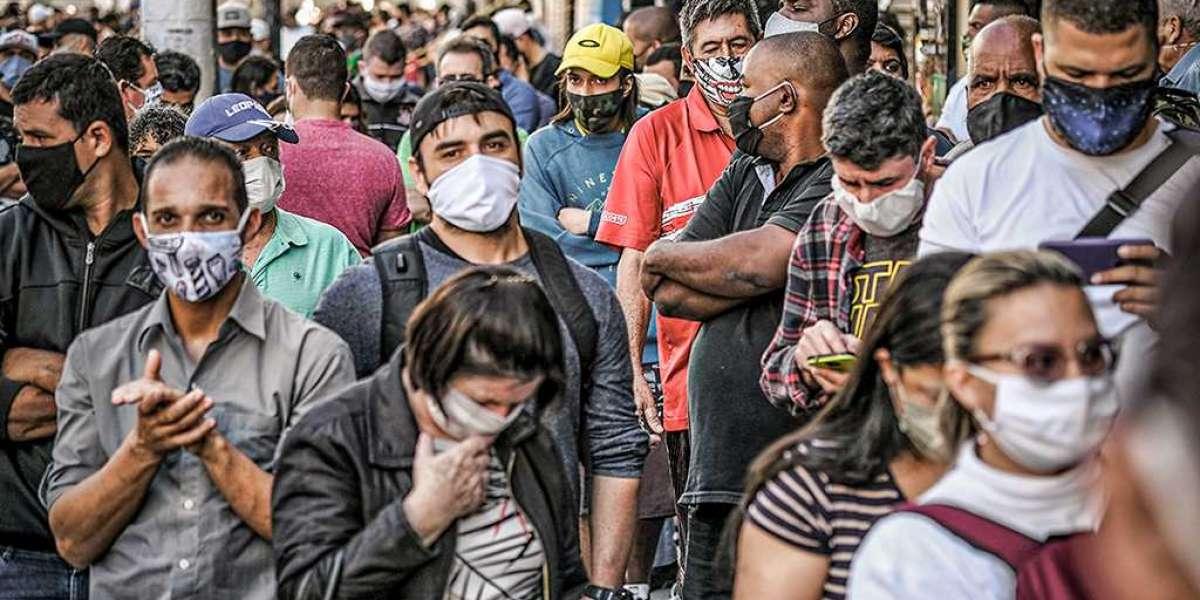 Pesquisa de opinião pública sobre origem da contaminação por Covid-19