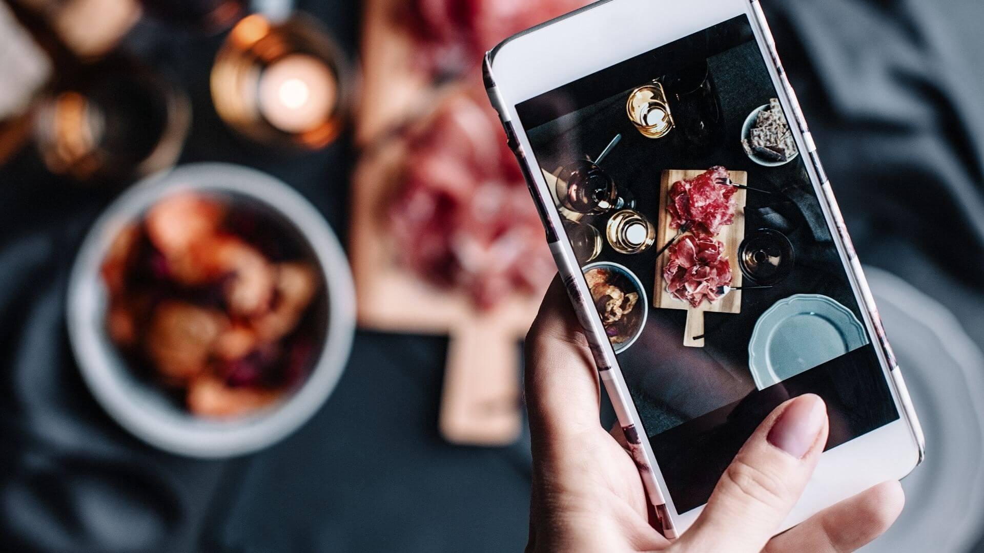 Fotografia de Alimentos: Dicas para tirar fotos profissionais