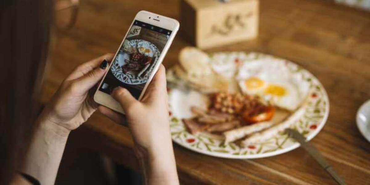 10 dicas para fazer fotos incríveis de seus pratos usando o celular!