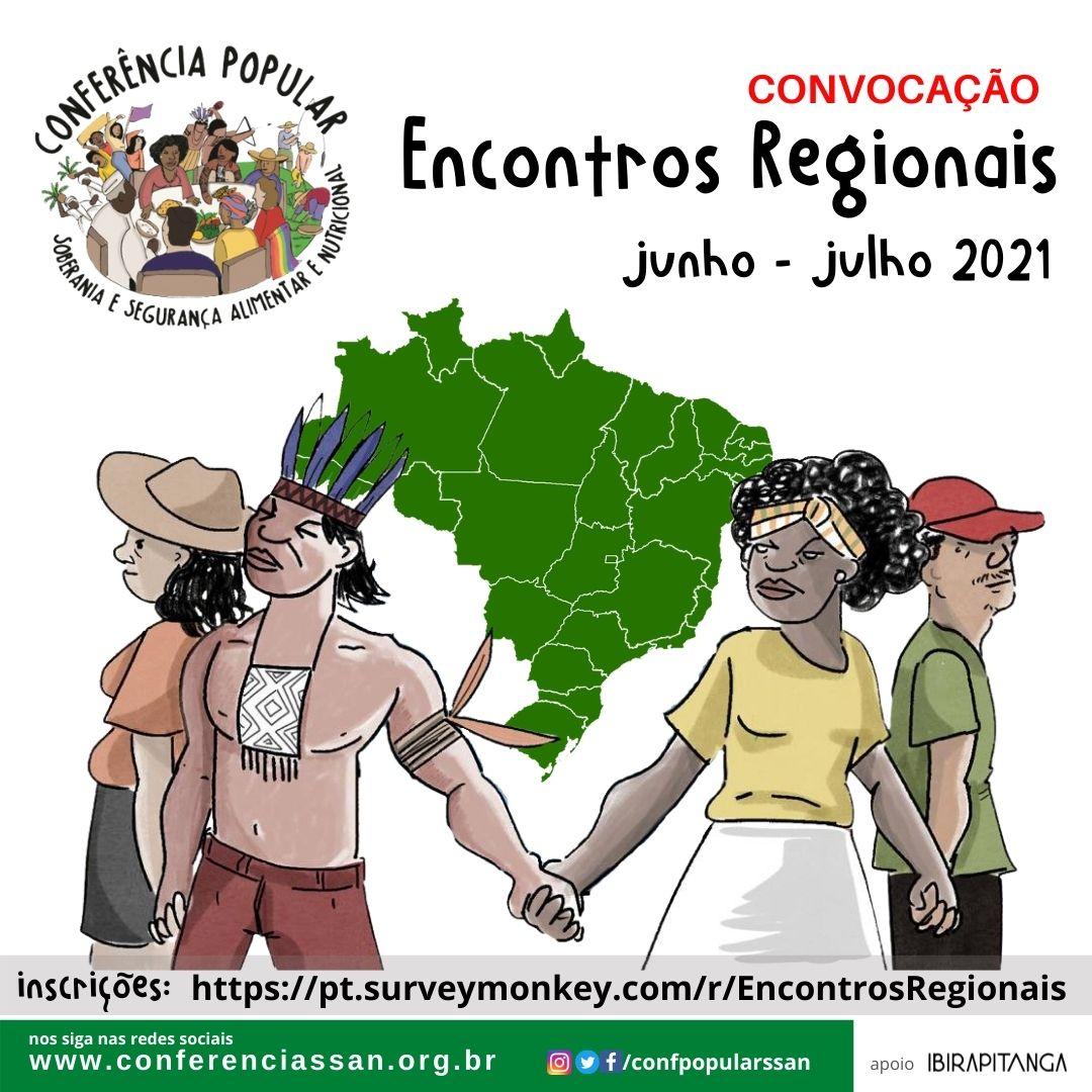 Direito à alimentação adequada: Instituições sociais participam de encontros regionais - ANF - Agência de Notícias das Favelas |
