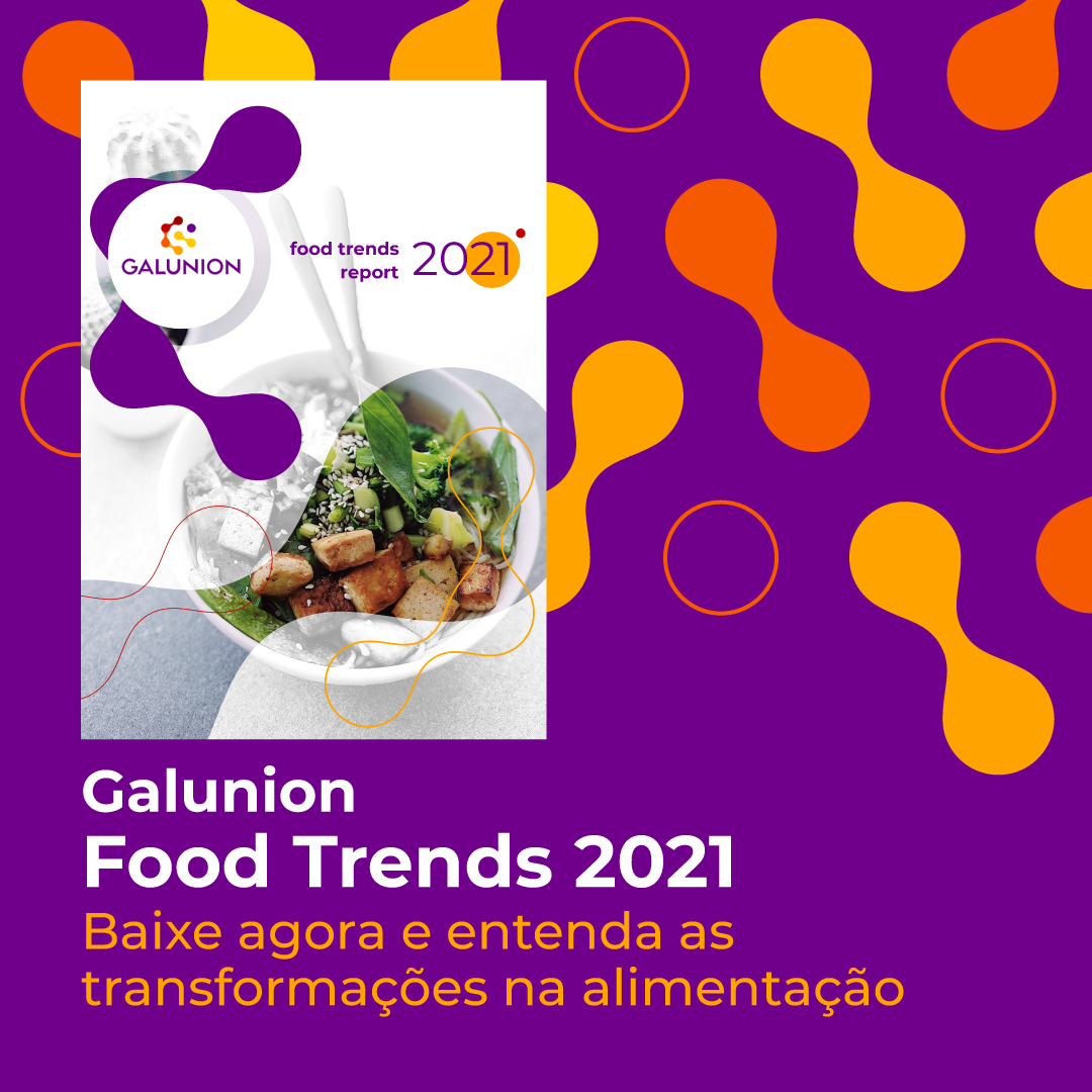 Galunion Food Trends Report